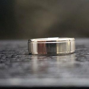 Other - 5️⃣For 2️⃣5️⃣NWT silver stainless steel ring